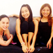 Bliss Yoga Manila Behind the Scenes Photo Shoot